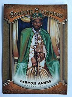 2014 Goodwin Champions #67 Lebron James NM/M (Near Mint/Mint)