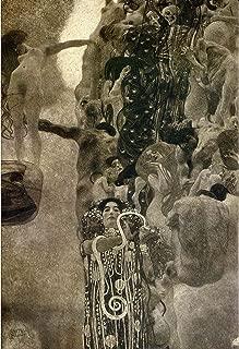 University of Vienna Ceiling Paintings (Medicine), Final State by Gustav Klimt