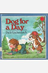 Dog for a Day Hardcover