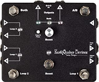 EarthQuaker Devices Swiss Things Guitar Effects Pedalboard Reconciler