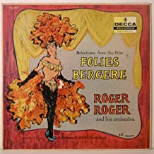 Selections from the film Folies Bergere
