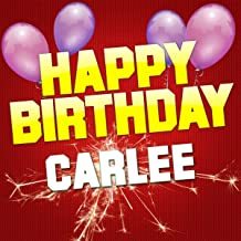 happy birthday carlee
