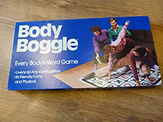 Body Boggle by Parker Brothers