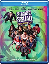 suicide squad on dvd blu ray