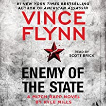 Enemy of the State: A Mitch Rapp Novel, Book 16