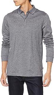 [ボス] シャツ/ブラウス マーセライズドコットン スリムフィット ポロシャツ メンズ