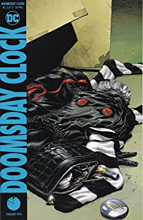 DOOMSDAY CLOCK #2 (OF 12) DC COMICS PREORDER SHIPS DEC 27TH