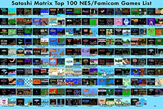 Top 100 nes games matrix: Returnlearn gaming (English Edition)