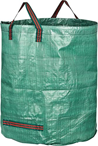 GardenMate 6 Bolsas de Basura de jardín de 300 L   Tejido de Polipropileno (PP) Robusto de 150 g/m2   Professional