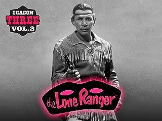 The Lone Ranger: Season 3 Volume 2