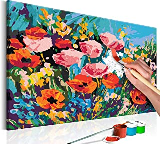 murando Pintura por Números Cuadros de Colorear por Nú