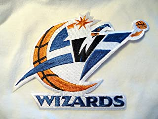 Washington Wizards Iron On Basketball Patch 6