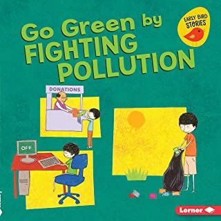 Go Green by Fighting Pollution