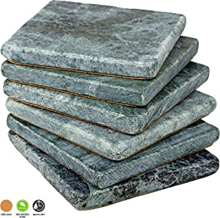 Best natural stone coaster Reviews