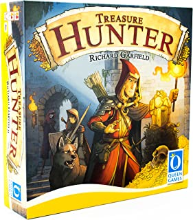 Treasure Hunter - English