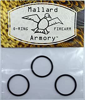 Mallard Armory 3 Remington O-Ring Barrel Seals for Model 1100 12 Gauge 11-87 12 GA
