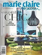 Marie Claire Maison Magazine November 2018