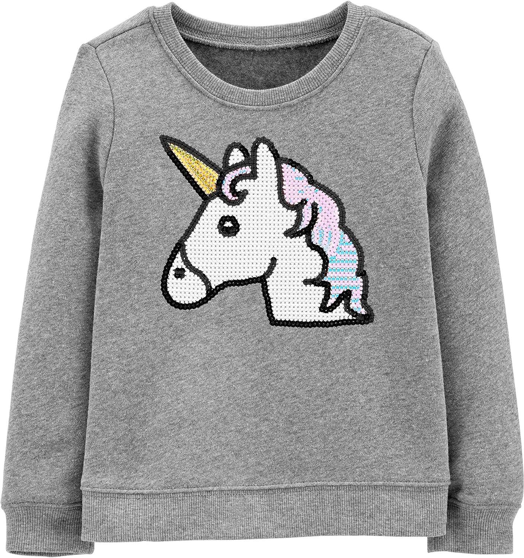 OshKosh B'Gosh Girls' OFFicial store Flip Discount is also underway Sequin Pullover
