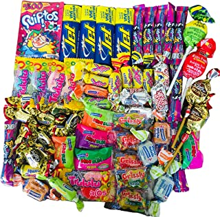 Eight-14 Colombian Candies - Pack of 60 - Lollipops Gummies and Hard Candy (