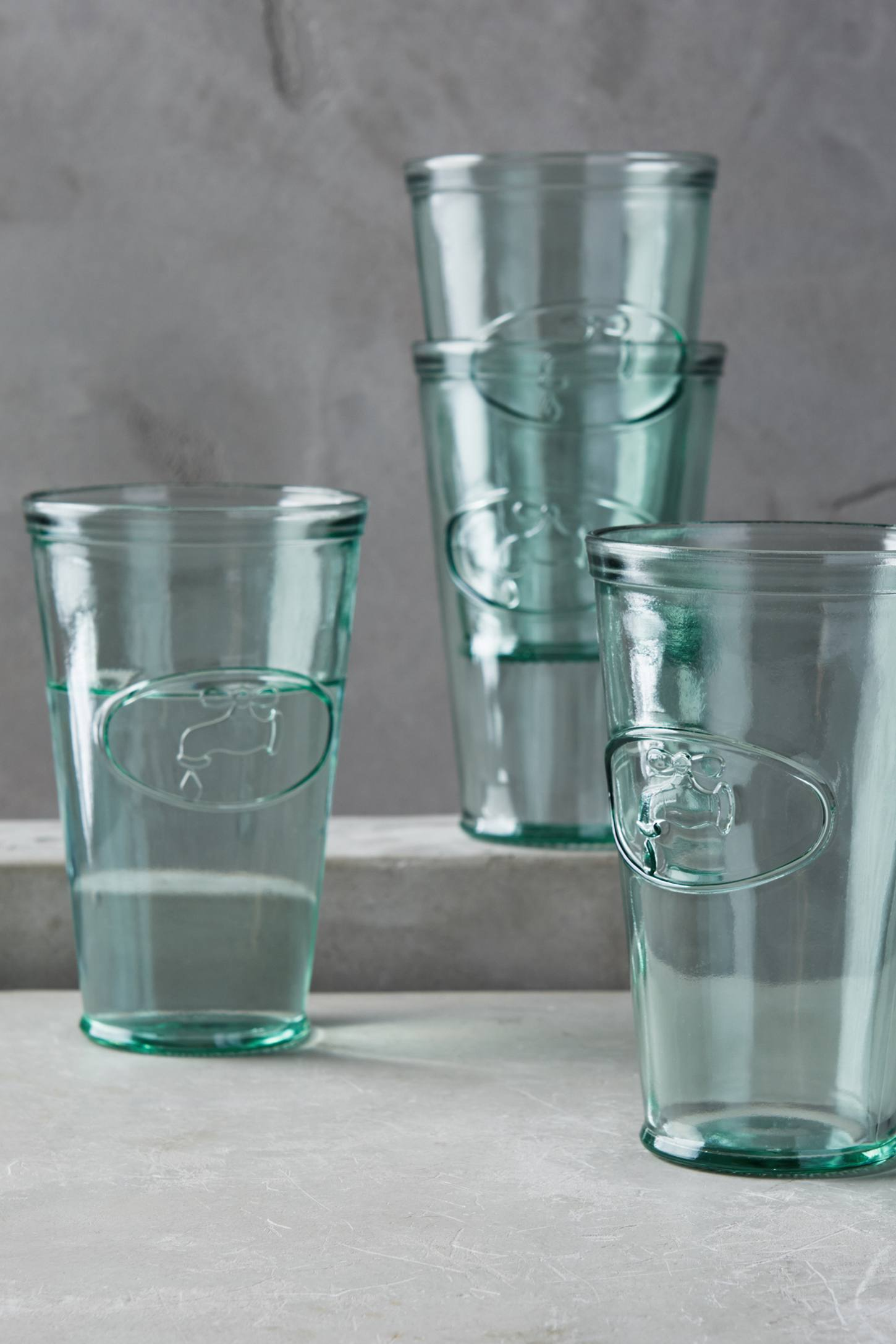 Stillwater Glass Set | Anthropologie