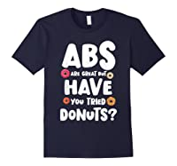 Diet Gift For Him But Doughnut Donut Lover S Foodie Shirts Navy