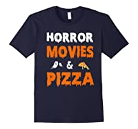 Happy Halloween Halloween Party Shirts Navy