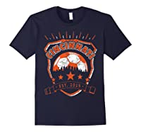Vintage Cincinnati Soccer Sport Fan Gift Idea Fc 513 Shirts Navy