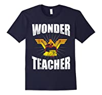 Wonder Tea Funny Tea Life Shirts Navy