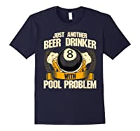Beer Billiards For Pool Hall Pub With Mugs Suds Shirts Navy