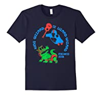 King Gizzard And The Lizard Wizard Shirts Navy