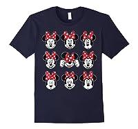 Disney Minnie Rock The Dots Oh My Minnie T-shirt Navy