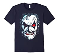 Lobo In Lo Face T-shirt Navy