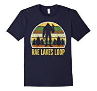 Rae Lakes Loop Shirt, Rae Lakes Loop T-shirt Navy