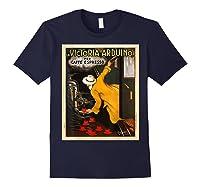 La Victoria Arduino Caffe Cafe Espresso Poster Shirts Navy