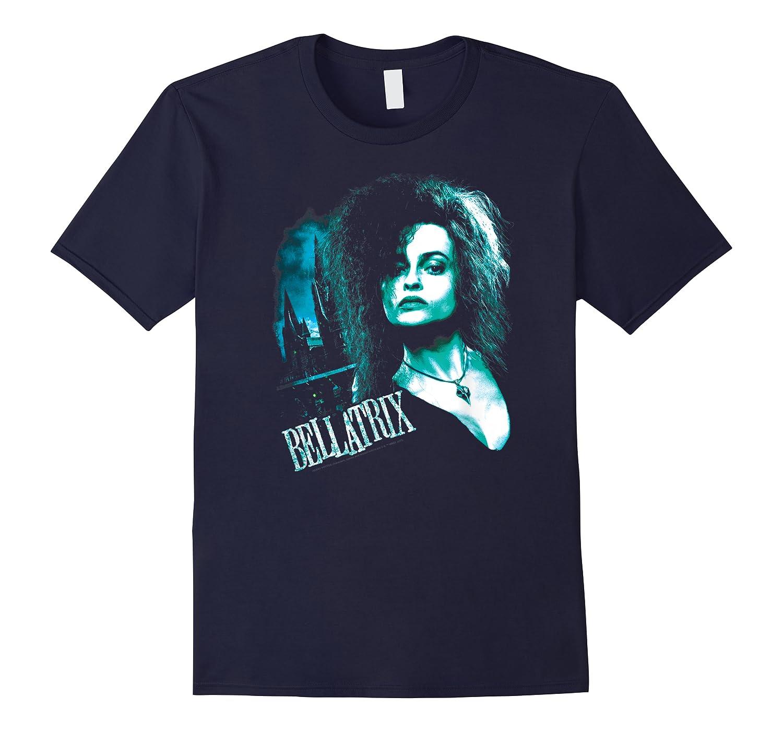 Harry Potter Bellatrix Closeup Shirts