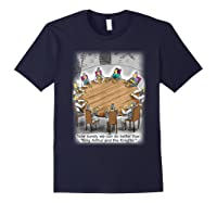 King Arthur & His Knights Of The Round Table, T-shirt Navy