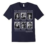 Breakfast Club Year Book Club Photos Graphic Shirts Navy
