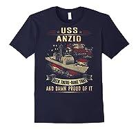 Anzio Cg 68 Shirts Navy