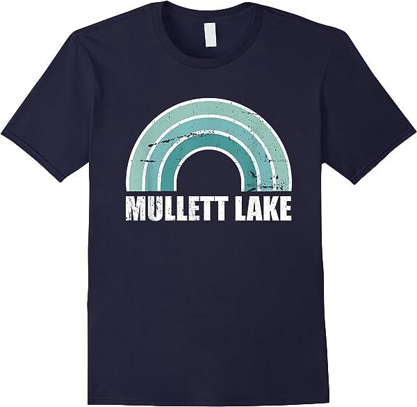 Mullett Lake Michigan Family Vacation T-shirt