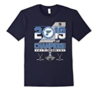 Stanley St Louis Cup Blues Champions 2019 Best For Fans Shirts Navy