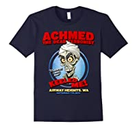 Achmed The Dead Terrorist Airway Heights Wa T Shirt Navy