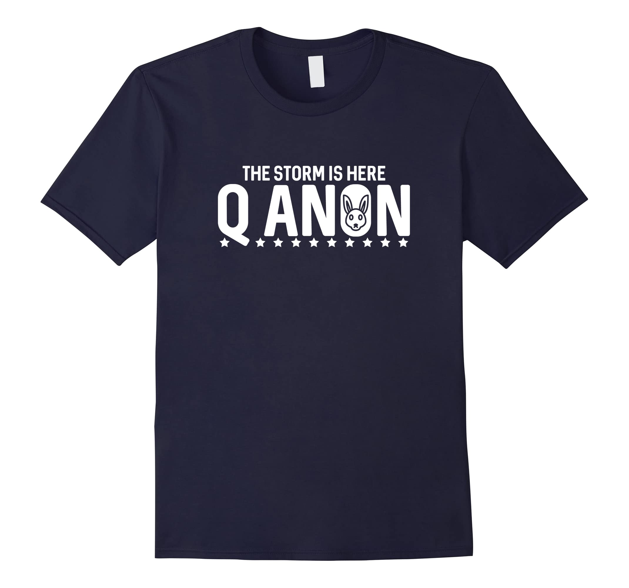 Q Anon The Storm Is Here T-shirt-RT