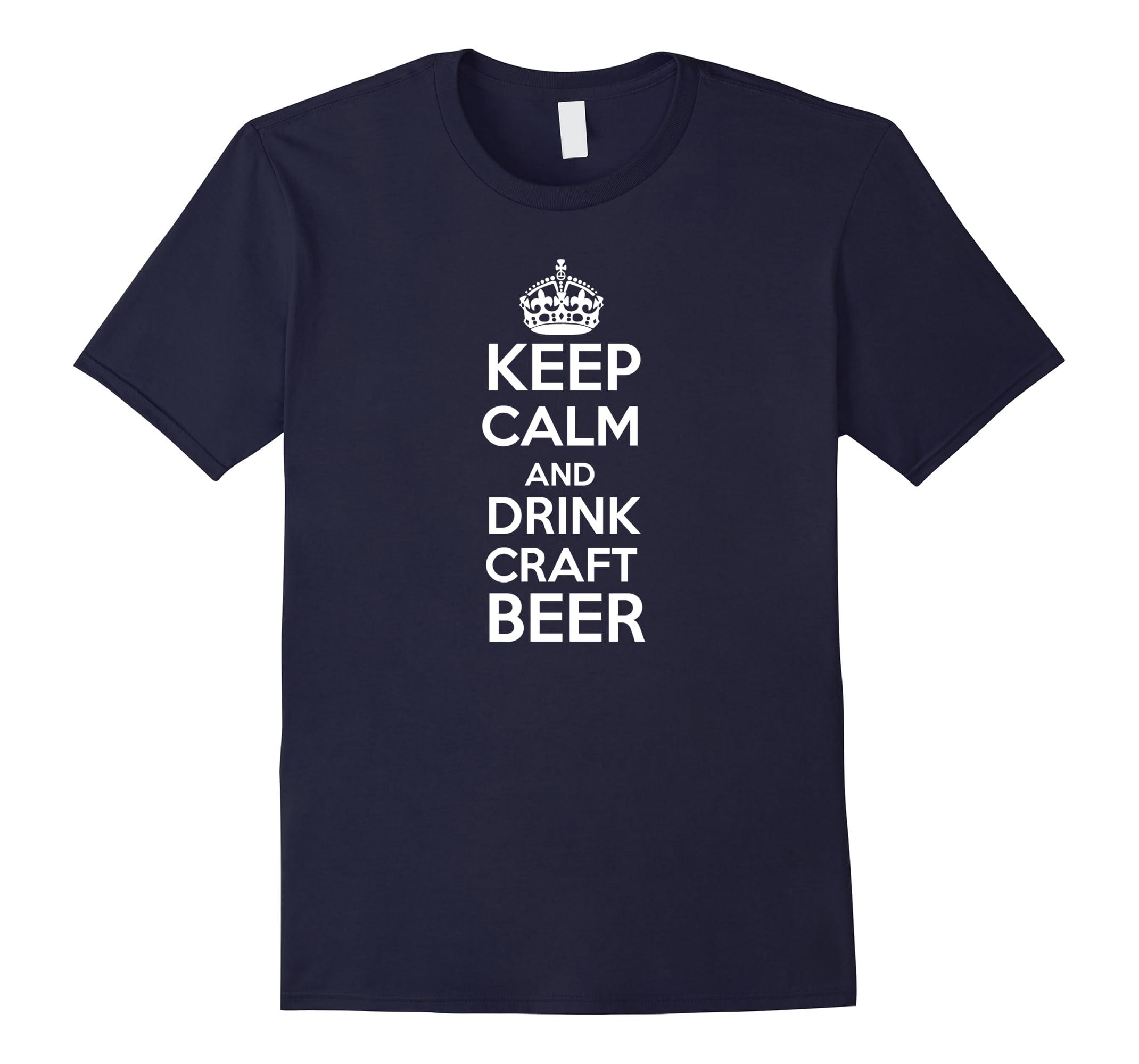 Keep Calm Drink Craft Beer-Newstyleth