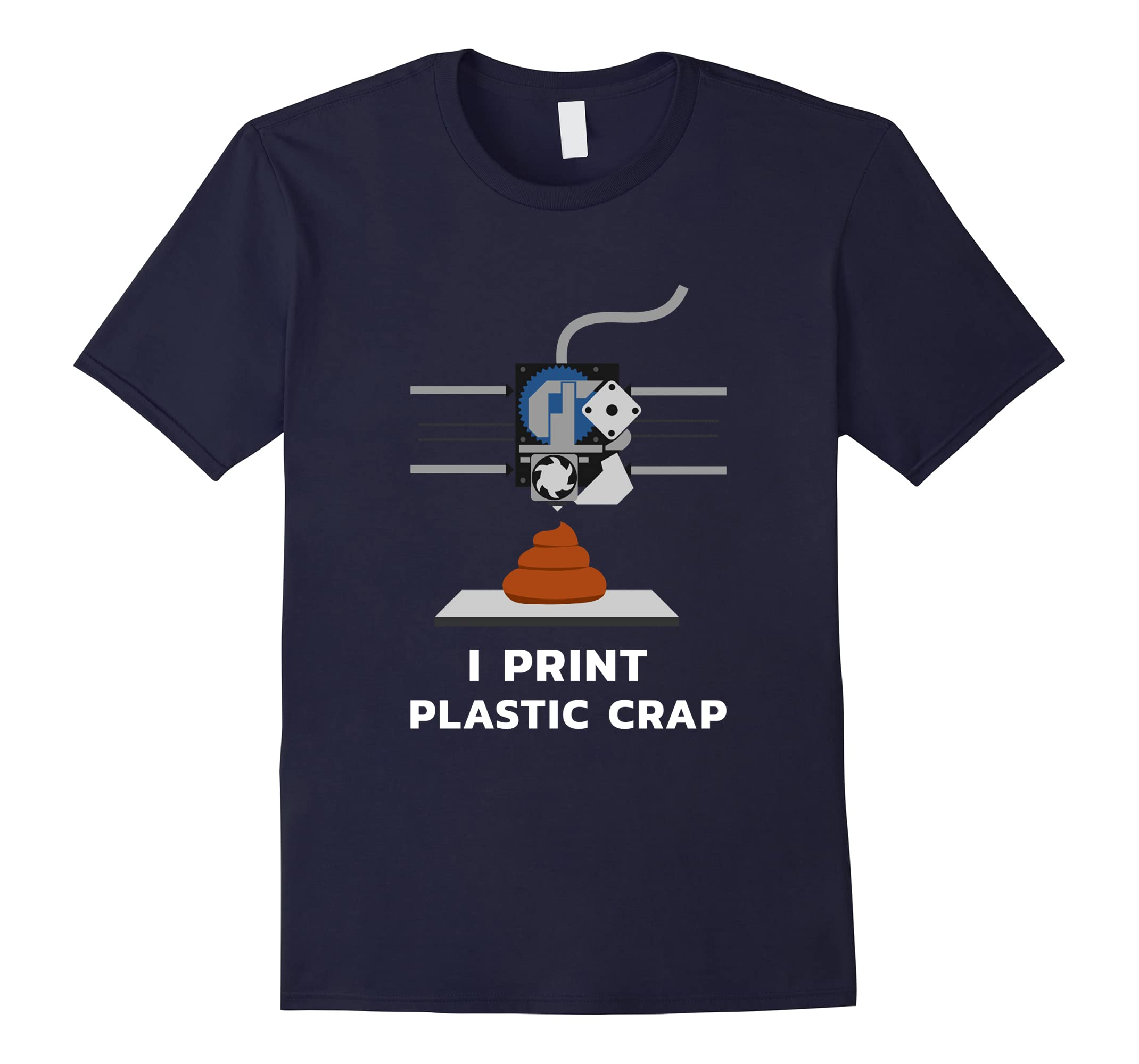 3D Printing Tshirt - Funny Gift - Shirt For Men And Woman-ah my shirt one gift