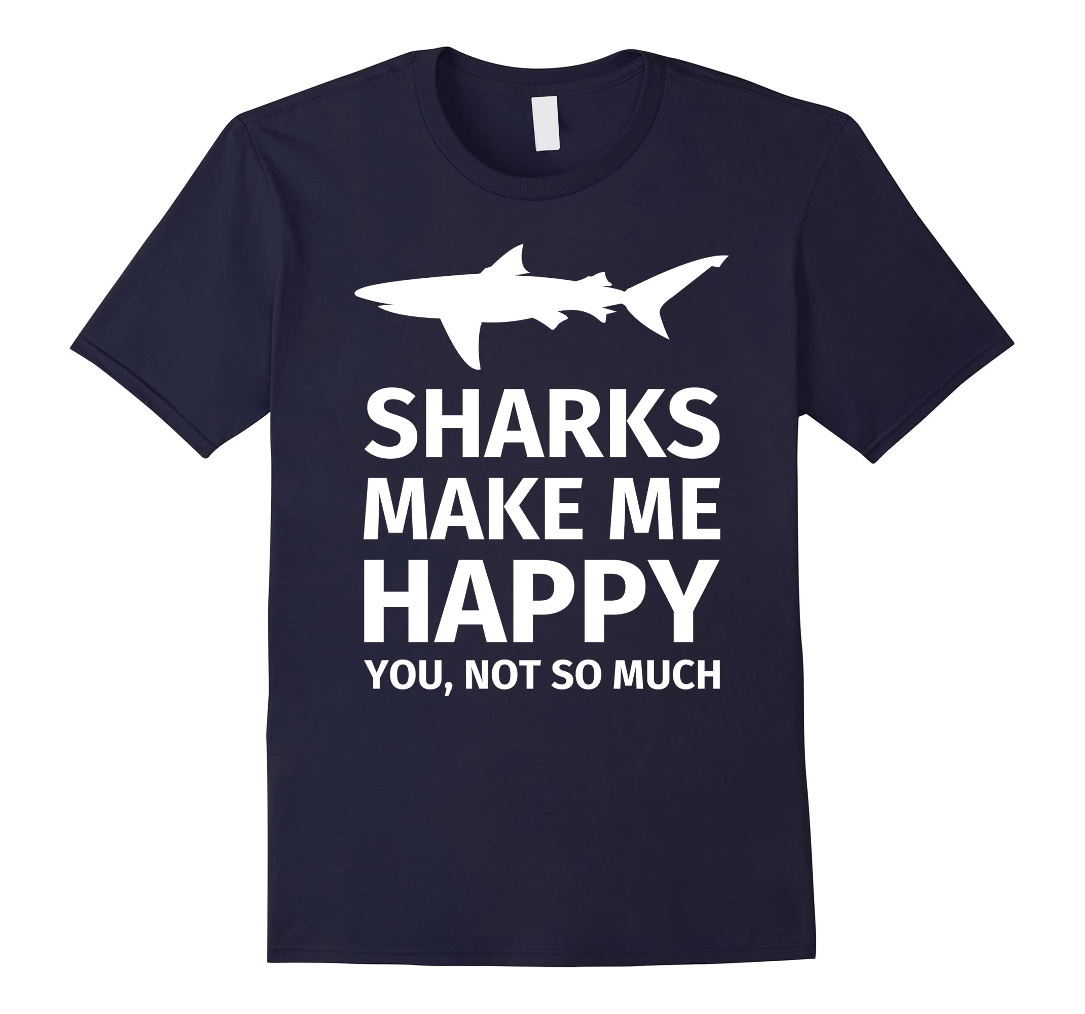 Shark Gifts Lovers Sharks T Shirt-Veotee