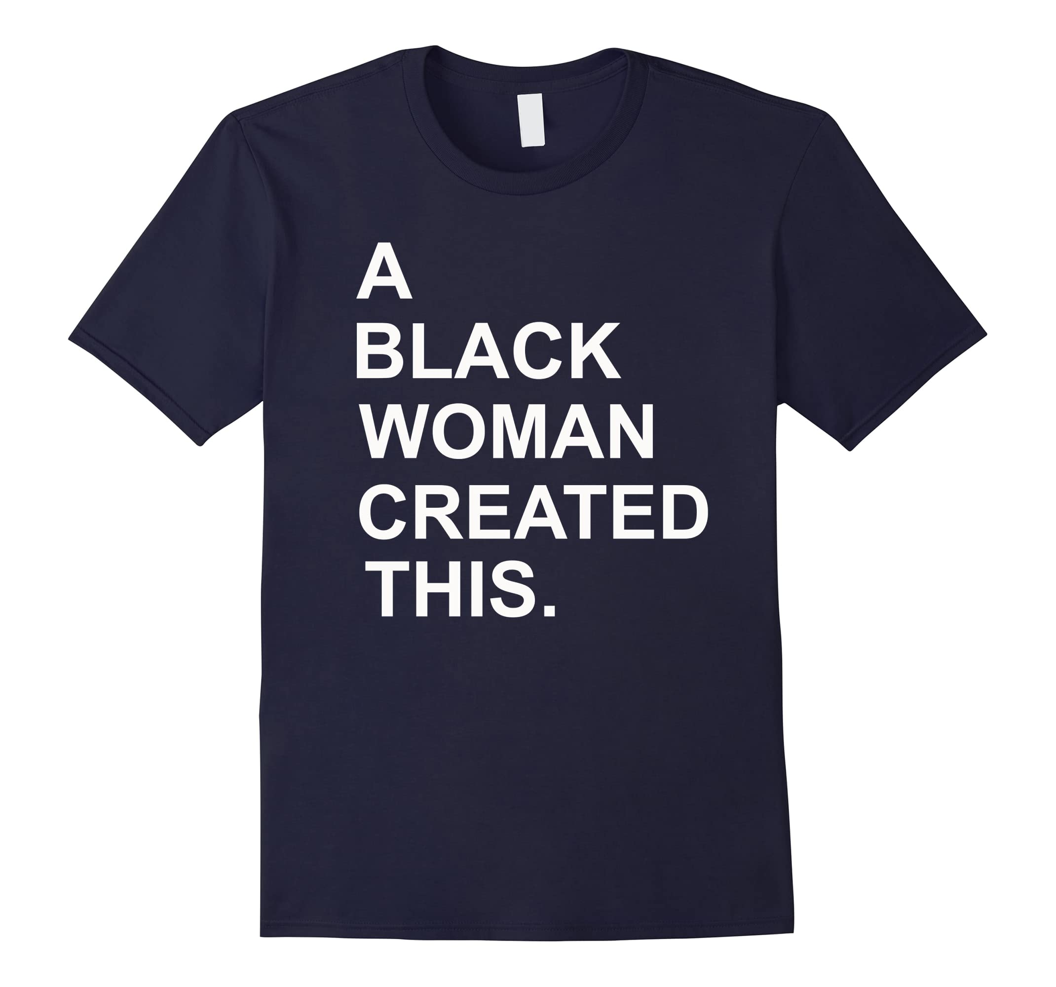 A Black Woman Created This T-Shirt-RT