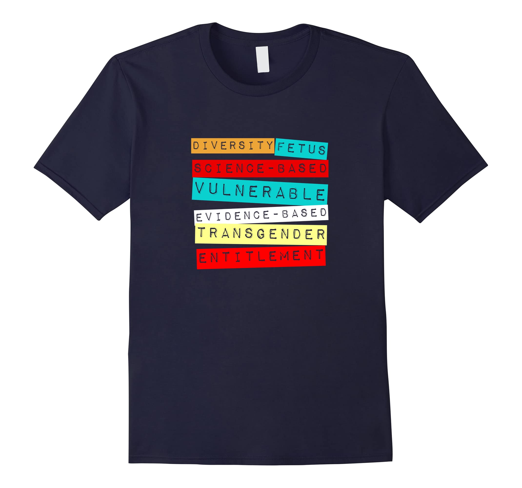 resist banned words gift t shirt-Awarplus