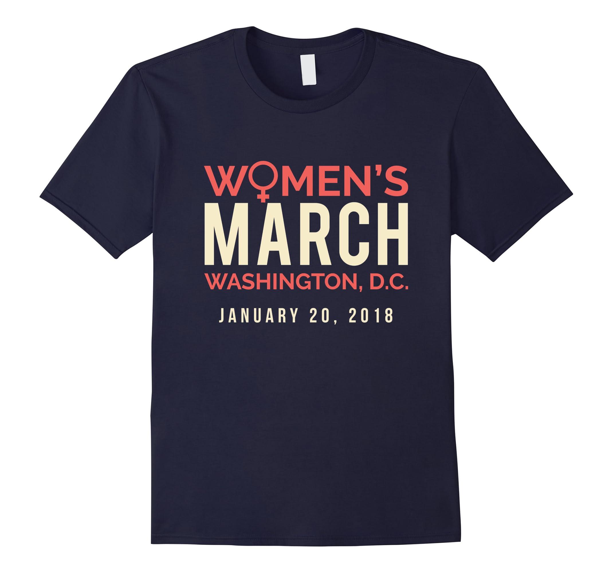Washington Womens March January 2018-Xalozy