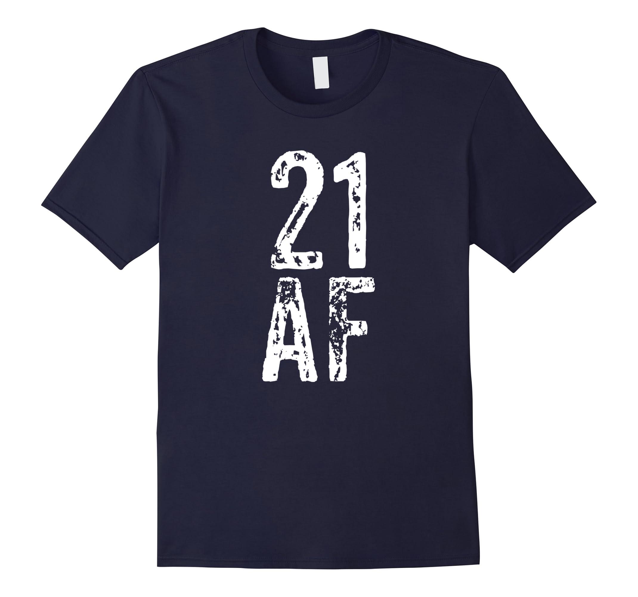 AF Twenty One Always Forever Shirt-Tovacu