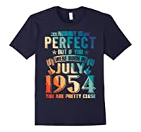 Made In July 1954 Of Being Awesome Gifts For Family Shirts Navy